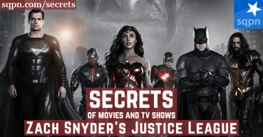 The Secrets of Zach Snyder's Justice League