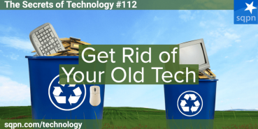 Get Rid Of Your Old Tech Responsibly