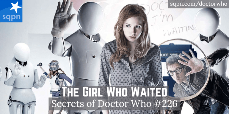 The Girl Who Waited