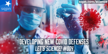 New COVID Defenses Developing
