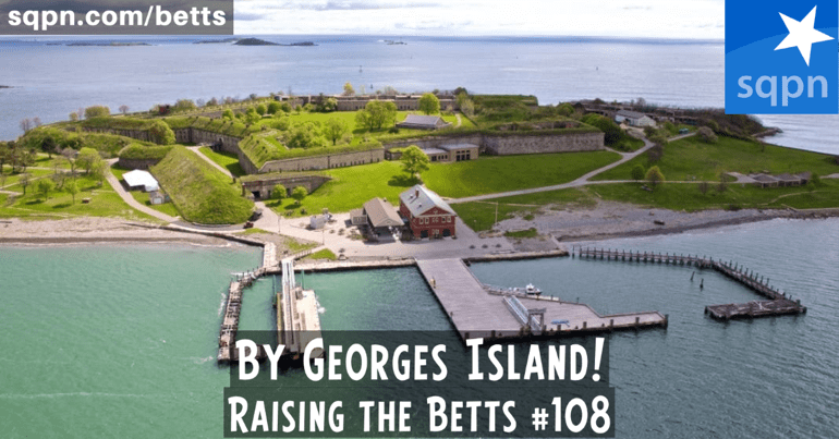 By Georges Island