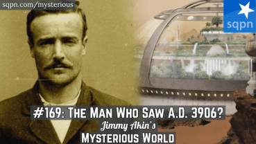 Paul Amadeus Dienach: The Man Who Saw A.D. 3906? (Mental Time Travel into the Future?)