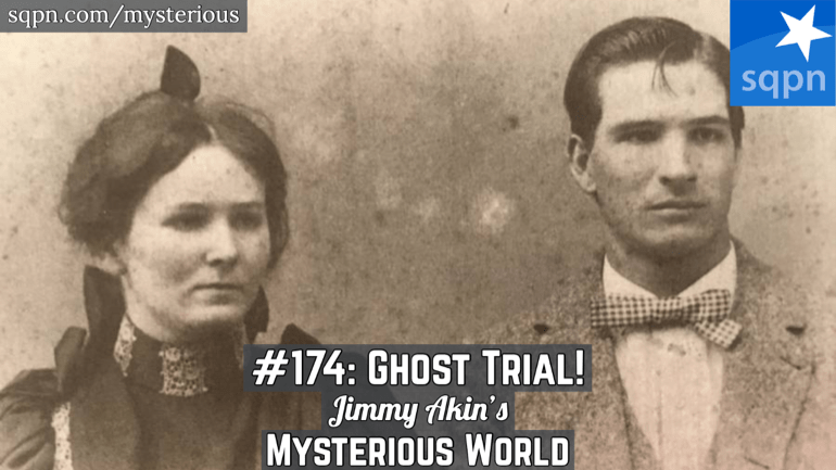 The Greenbrier Ghost! (Ghost Trial, Zona Heaster Shue, Edward Shue)